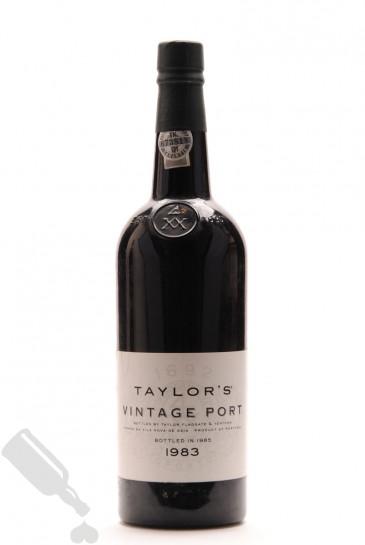 Taylor's Vintage 1983