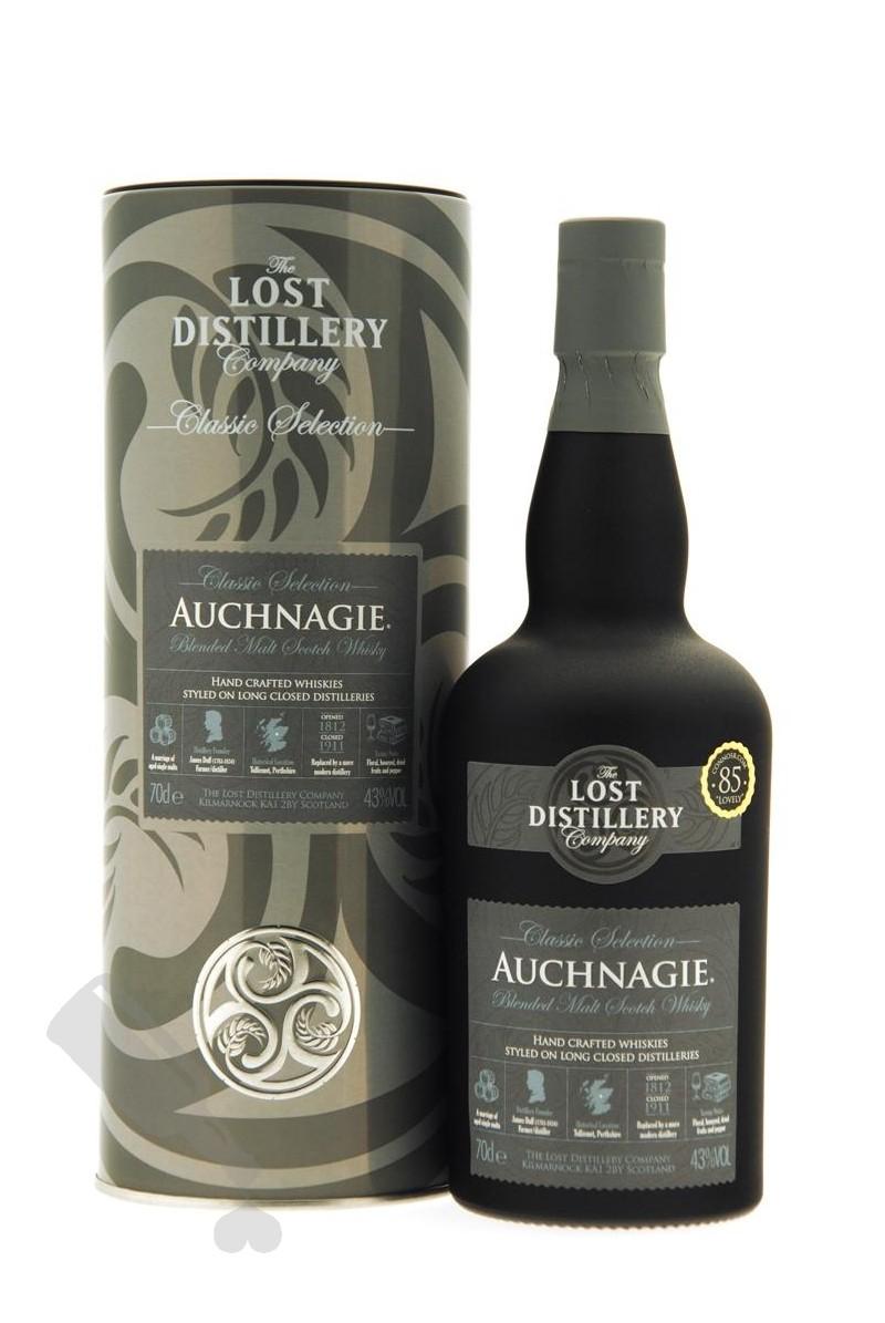 Auchnagie Classic Selection