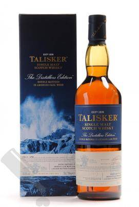 Talisker 2002 - 2013 The Distillers Edition