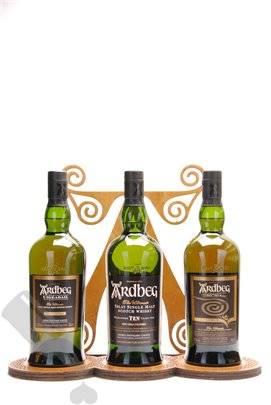Ardbeg Basis Whisky Plint + Sculptor Module including bottles