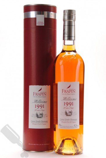 Frapin Château Fontpinot 20 years 1991