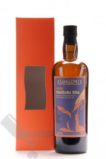 Demerara Rum 1990 - 2016 #68 Samaroli
