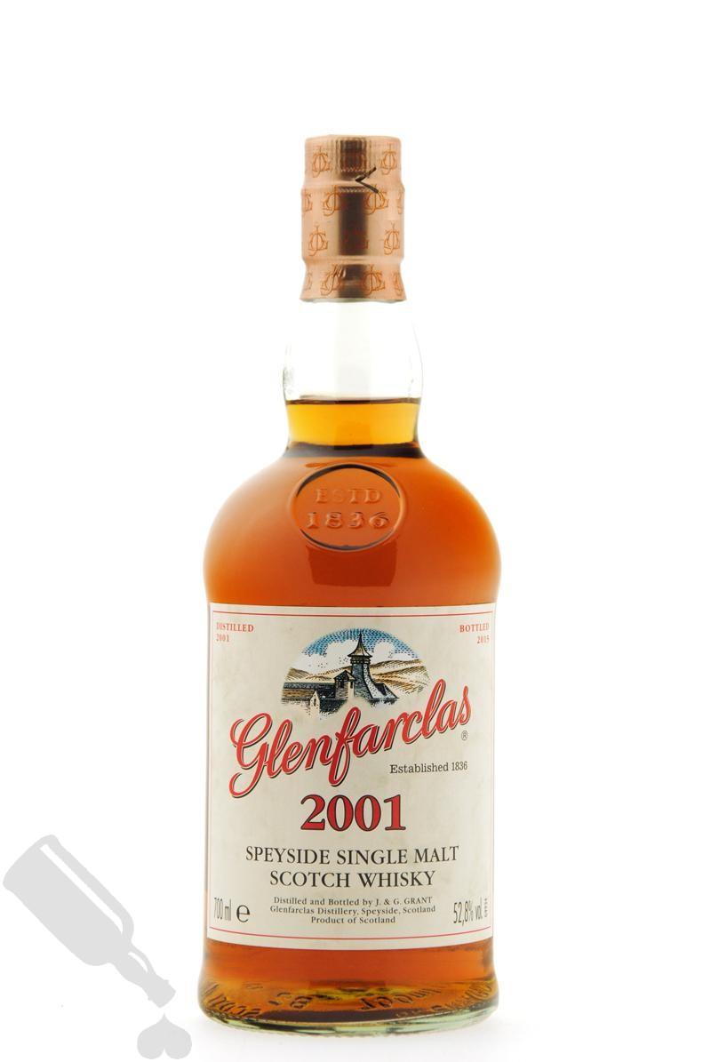 Glenfarclas 2001 - 2015 #1477+1480 for The Whisky Fair