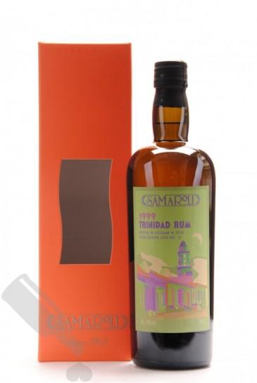 Trinidad Rum 1999 - 2016 #12 Samaroli