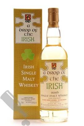A Drop Of The Irish no age statement Cask Strength