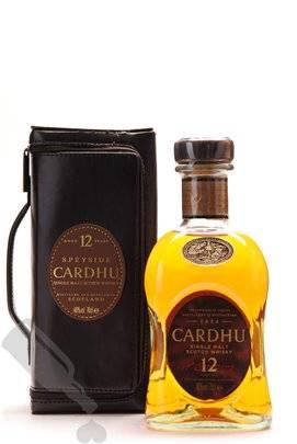 Cardhu 12 years - Giftpack