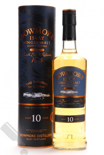 Bowmore 10 years Tempest - Small Batch Release No.3