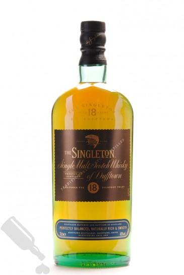 The Singleton Of Dufftown 18 years