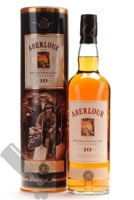 Aberlour 10 years - Old Bottling