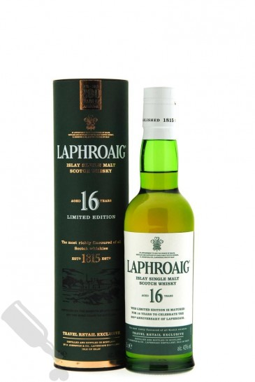 Laphroaig 16 years 200th Anniversary 35cl