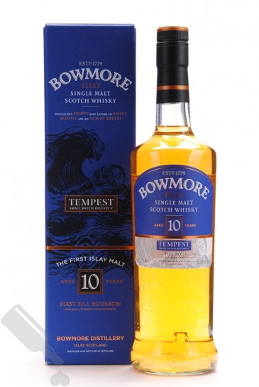 Bowmore 10 years Tempest - Small Batch Release No.5