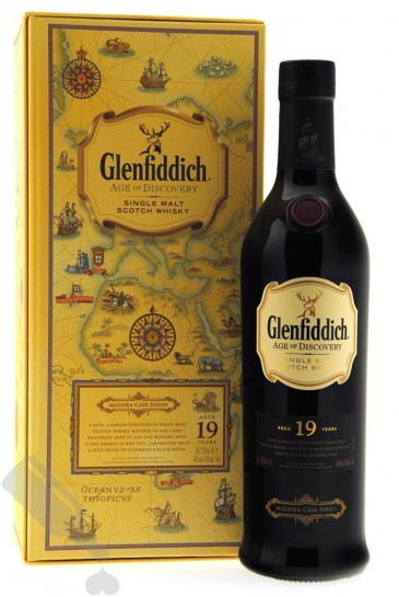 Glenfiddich 19 years Madeira Cask Finish