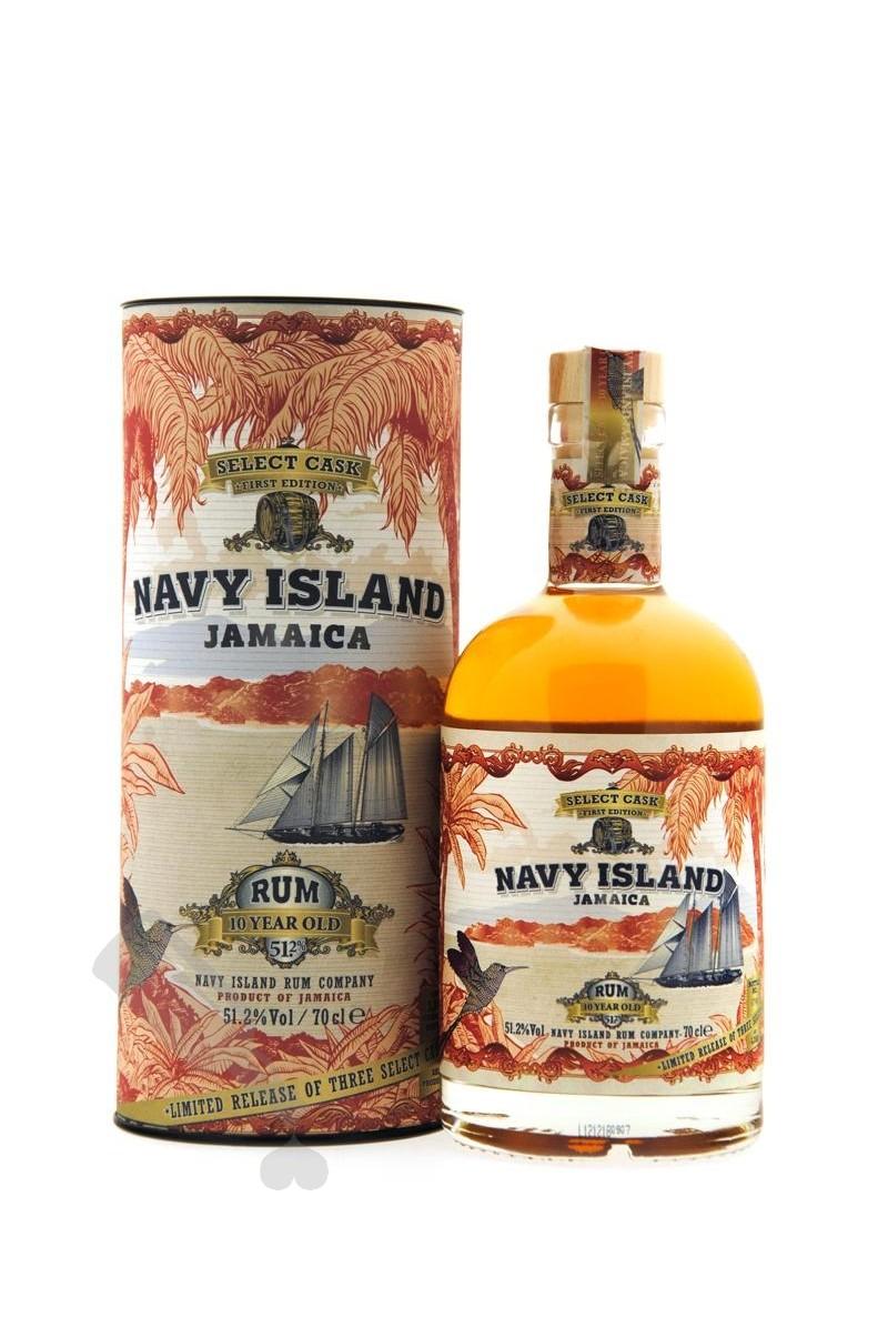 Navy Island Hampden 10 years Select Cask First Edition