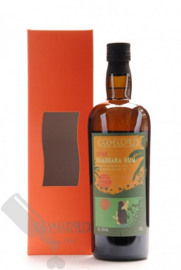 Demerara Rum 1998 - 2016 #56 Samaroli