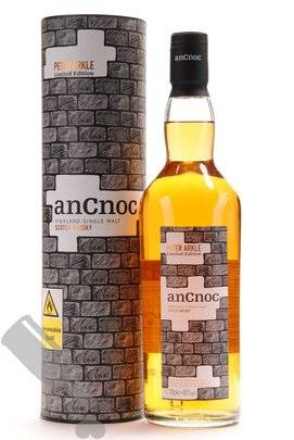AnCnoc Peter Arkle Limited Edition No.3