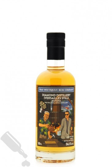 Diamond Versailles Still 13 years Batch 1 That Boutique-Y Rum Company 50cl