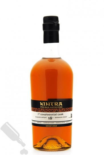 1st Confidential Cask 18 years 2000 - 2018 #36 Kintra