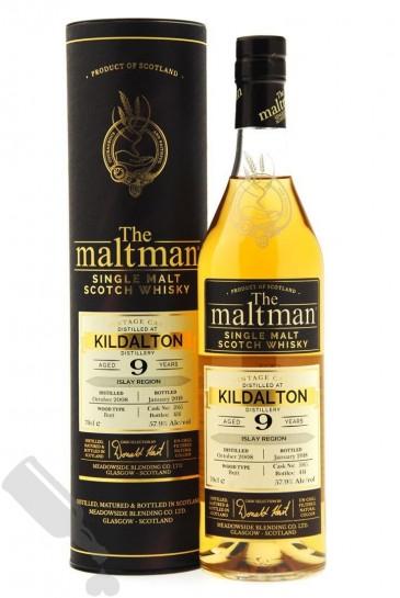 Kildalton 9 years 2008 - 2018 #5065