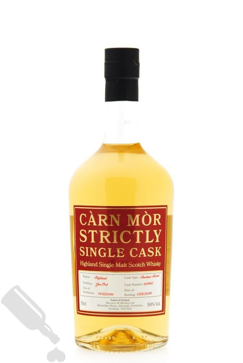 Glen Ord 2012 - 2018 #800162 Strictly Single Cask