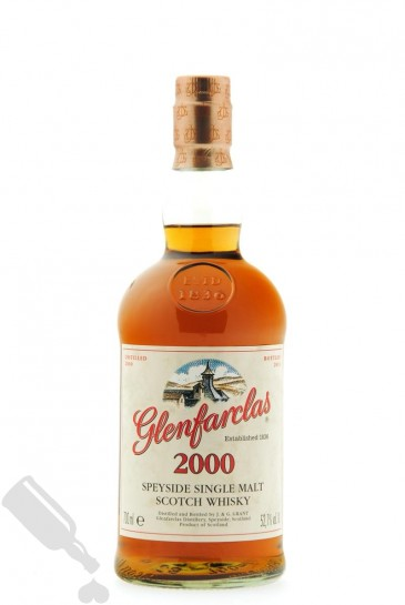 Glenfarclas 2000 - 2015 #3639+6394 for The Whisky Fair