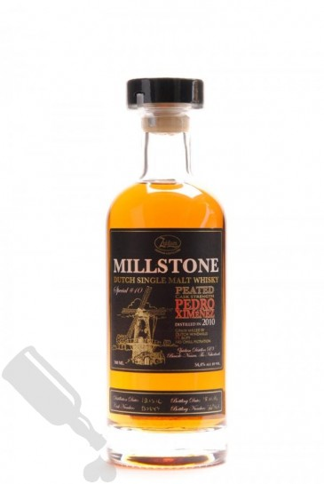Millstone 2010 - 2016 Special No.10 Peated PX Cask Strength