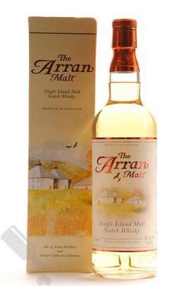 Arran no age statement Old Bottling