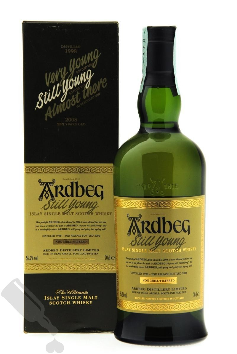 Ardbeg 1998 - 2006 Still Young 2nd Release