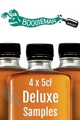 Boogieman Sample Set 4x 5cl December 2016 Special
