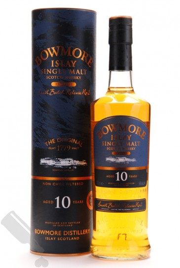 Bowmore 10 years Tempest - Small Batch Release No.2
