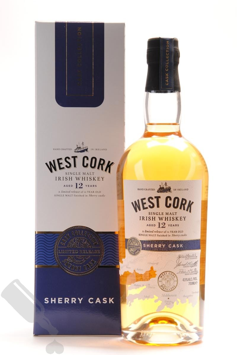 West Cork 12 years Sherry Cask