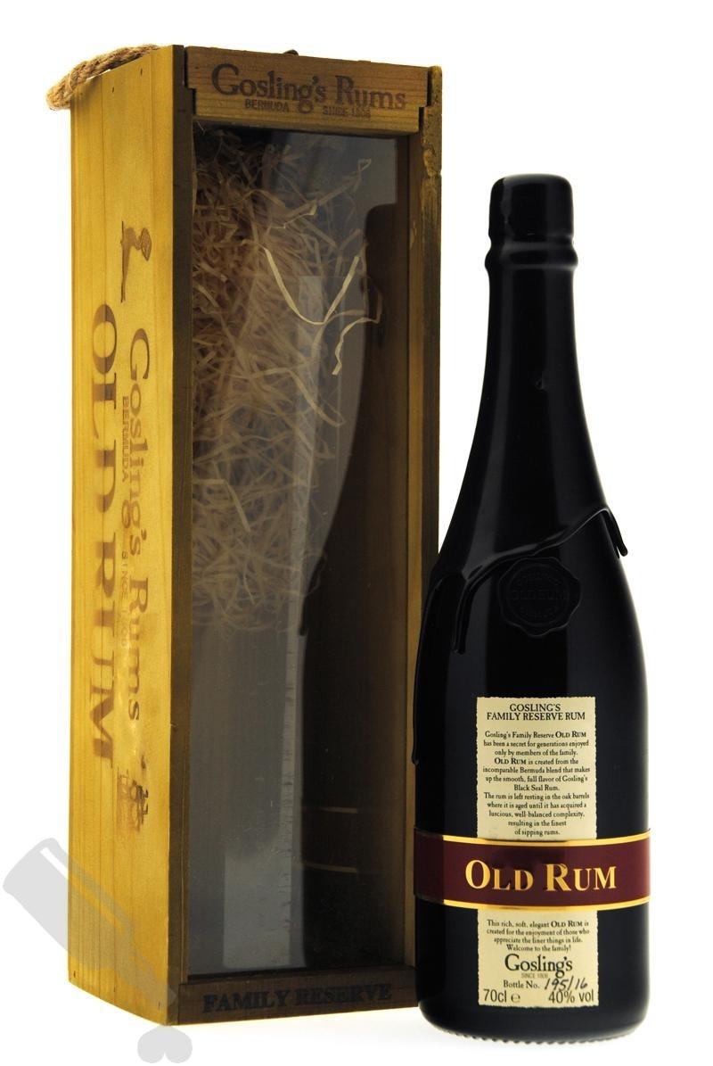 Gosling's Family Reserve Rum