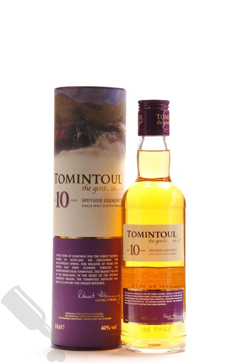 Tomintoul 10 years 35cl