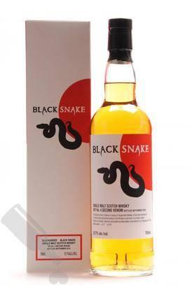Blackadder Black Snake VAT No 4 Second Venom 2016