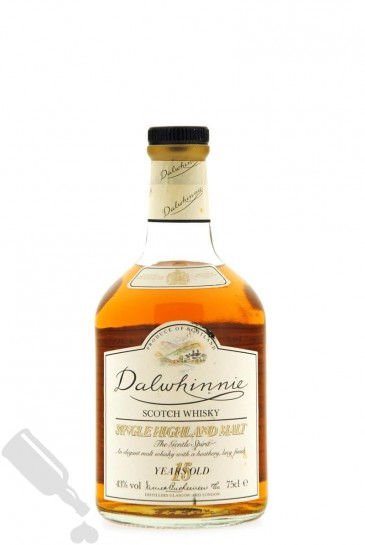 Dalwhinnie 15 years 75cl - Old Bottling