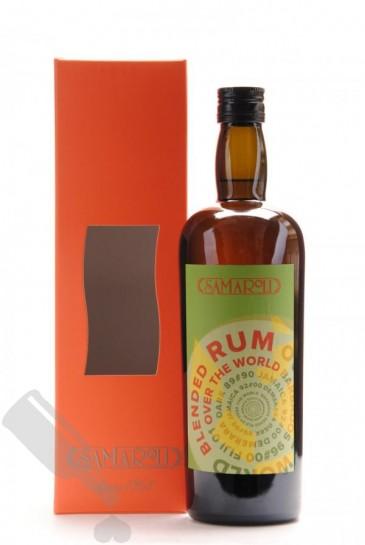 Over The World Blended Rum Edition 2015 Samaroli
