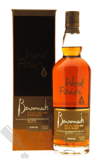 Benromach 2005 - 2015 Hermitage