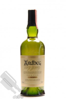 Ardbeg 1998 - 2004 Very Young
