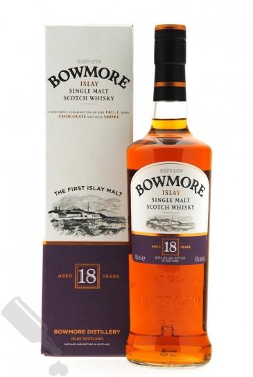 Bowmore 18 years