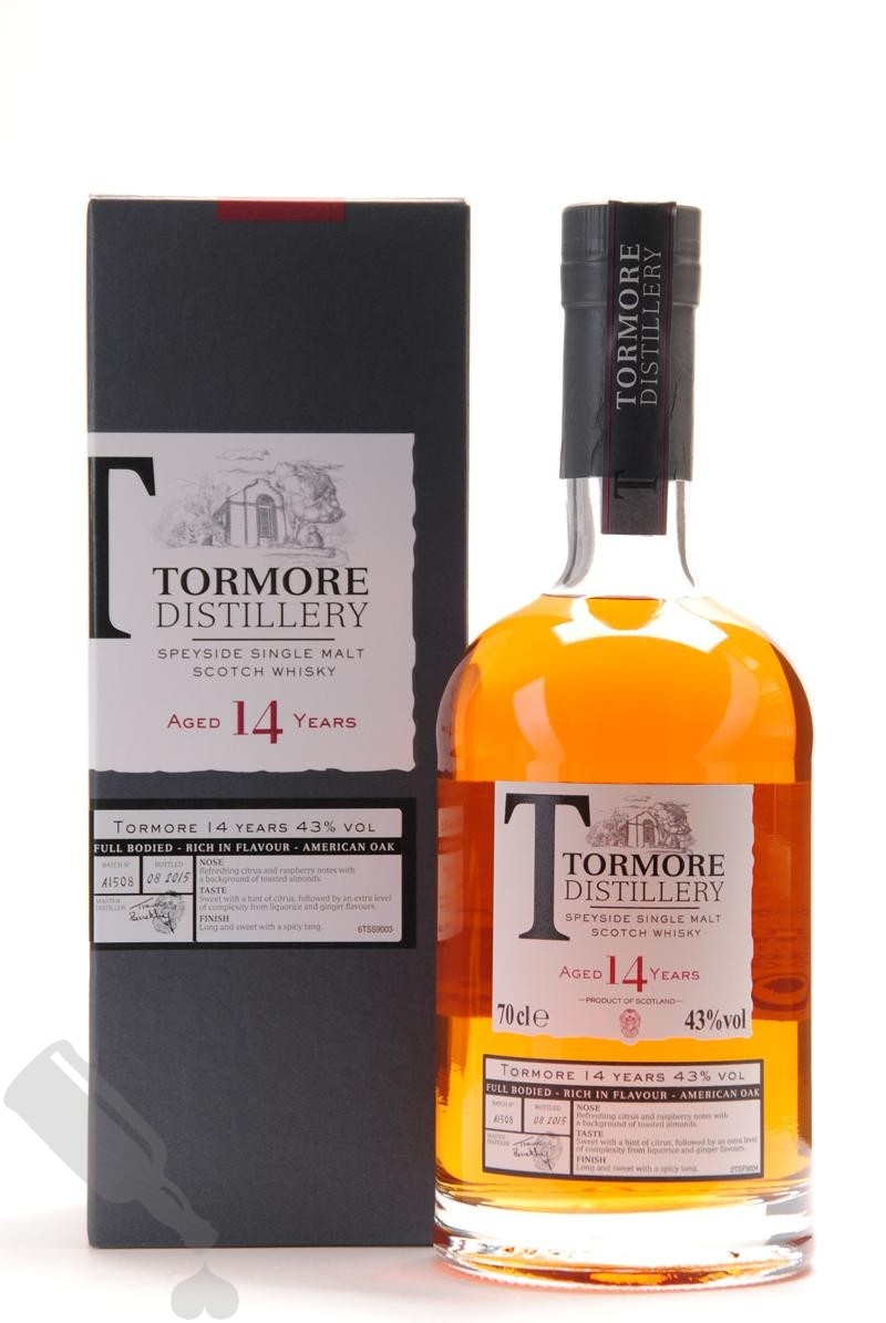 Tormore 14 years
