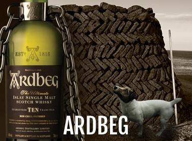 Ardbeg - Single Malt Whisky